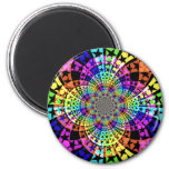 Abstract stars magnet