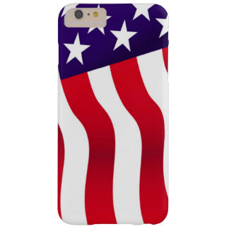 Abstract Stars & Stripes Barely There iPhone 6 Plus Case