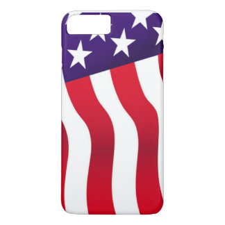 Abstract Stars & Stripes iPhone 8 Plus/7 Plus Case