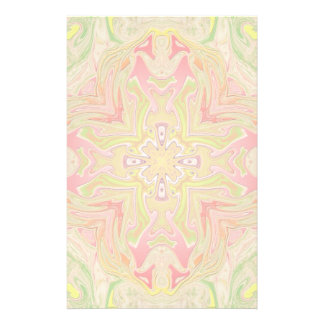 Abstract Stationery Groovy Design