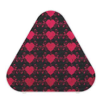 Abstract Steampunk Heart Bluetooth Speaker