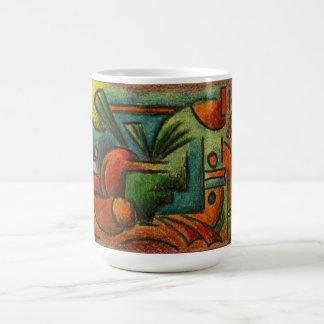 Abstract Still Life Mug