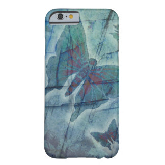 Abstract Stone Butterfly Art iPhone 6 Case