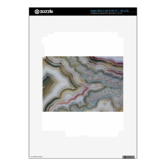 Abstract Stone iPad 3 Decals