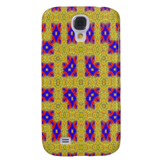 Abstract strange pattern samsung galaxy s4 cover