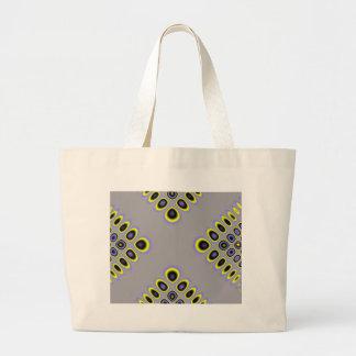Abstract Strange Print Pattern Graphic Design Bag