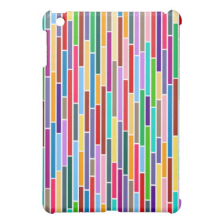 Abstract Stripes in Multicolours Speck Case iPad Mini Covers