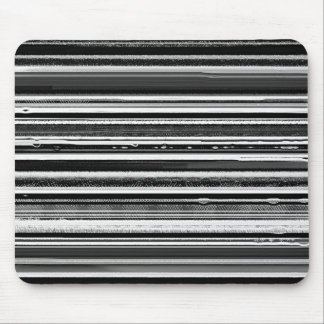 Abstract Stripes Mouse Pad