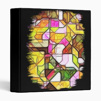 Abstract Structure 1 3 Ring Binder