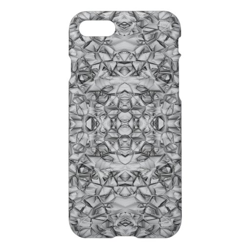 Abstract Structure Shapes iPhone 8/7 Case