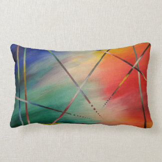 abstract - structuring thoughts - Pillow