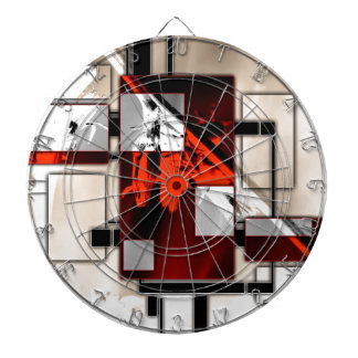 Abstract style 03 dartboards