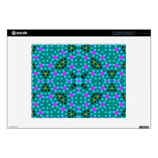 """Abstract stylish pattern decal for 12"""" laptop"""
