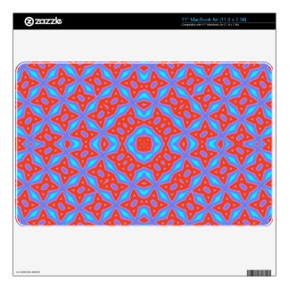 Abstract Stylish  pattern Decals For The MacBook