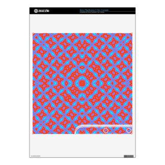 Abstract Stylish  pattern PS3 Slim Skins