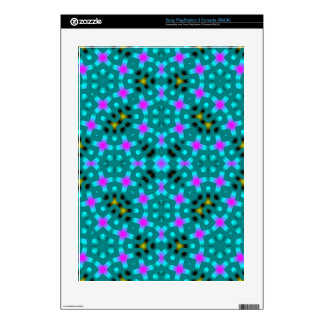Abstract stylish pattern decals for PS3