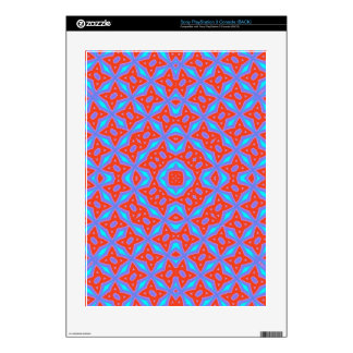 Abstract Stylish  pattern Decal For PS3