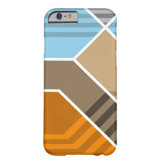 Abstract Subduction Zone Barely There iPhone 6 Case