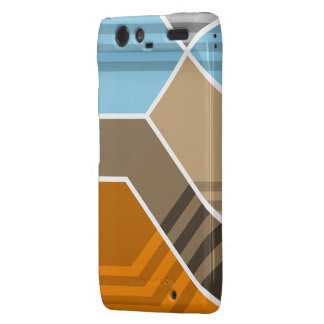Abstract Subduction Zone Droid RAZR Cover