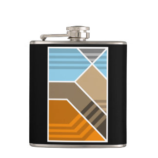 Abstract Subduction Zone Hip Flask