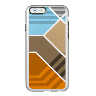 Abstract Subduction Zone Incipio Feather Shine iPhone 6 Case