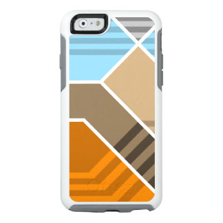 Abstract Subduction Zone OtterBox iPhone 6/6s Case