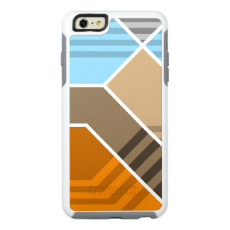 Abstract Subduction Zone OtterBox iPhone 6/6s Plus Case