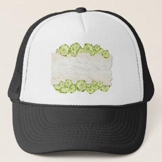 Abstract Subject Trucker Hat