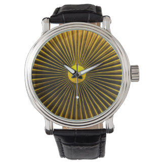 Abstract Sun Wristwatches