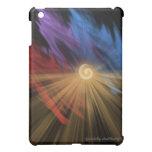 Abstract sunrise/sunset designer iPad case
