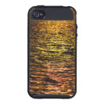 Abstract Sunset on Water iPhone 4/4S Cases