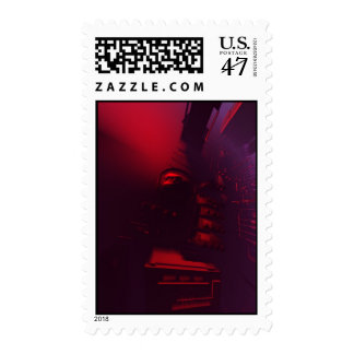 Abstract Superstructure 3 Postage