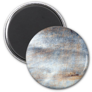 Abstract Surface 2 Inch Round Magnet