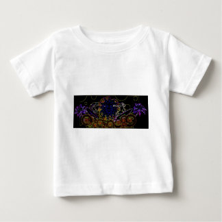 Abstract Surfers Baby T-Shirt