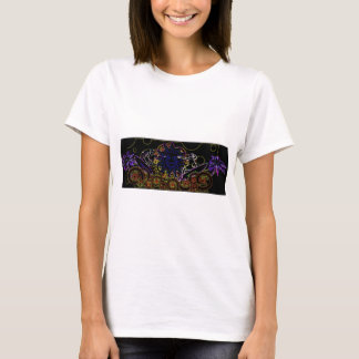 Abstract Surfers T-Shirt
