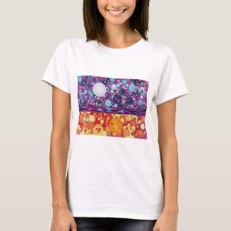 Abstract Surreal Circles Bubbles Orbs T-Shirt