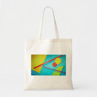 Abstract Sushi Budget Tote Bag