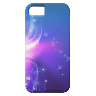 Abstract swirl background iPhone 5 cases