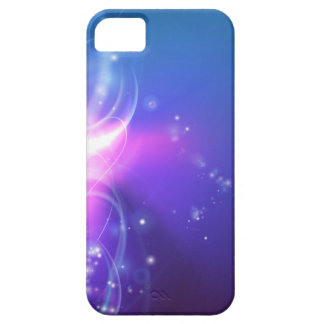 Abstract swirl background iPhone 5 cover