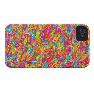 Abstract Swirl Case-Mate iPhone 4 Cases