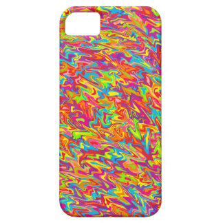Abstract Swirl iPhone 5 Case