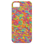 Abstract Swirl iPhone 5 Covers