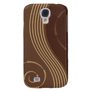Abstract Swirl  Samsung Galaxy S4 Case