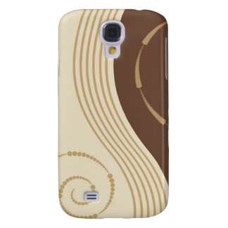 Abstract Swirl  Samsung S4 Case