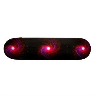 Abstract swirl. skateboard deck