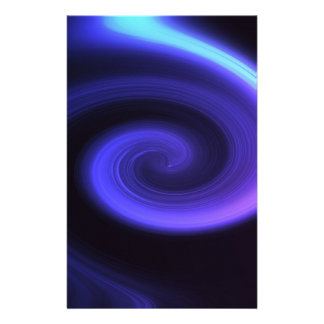 Abstract swirl. stationery