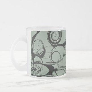 Abstract Swirls And Twirls Mug