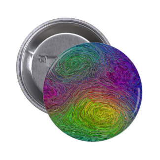 abstract swirls buttons