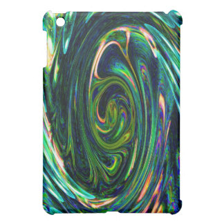 Abstract Swirls Case For The iPad Mini