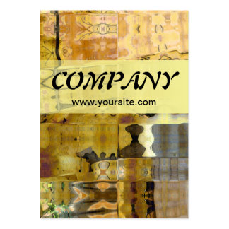 Abstract Sycamore Alley Business Card Templates